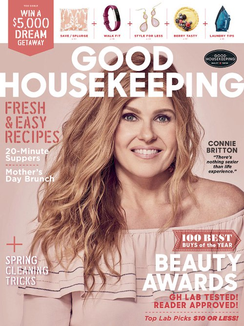 Good Housekeeping USA May 2017