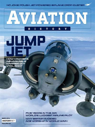 Aviation History – March 2016 USA
