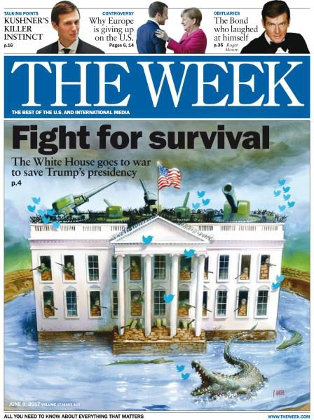 The Week USA — June 9, 2017