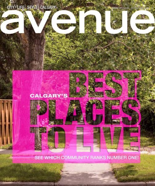 Avenue Calgary — August 2017