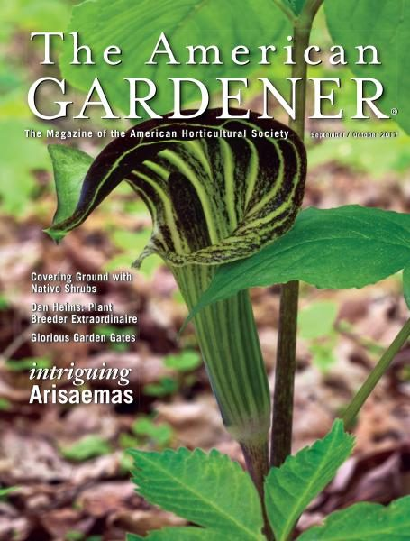 The American Gardener — September-October 2017