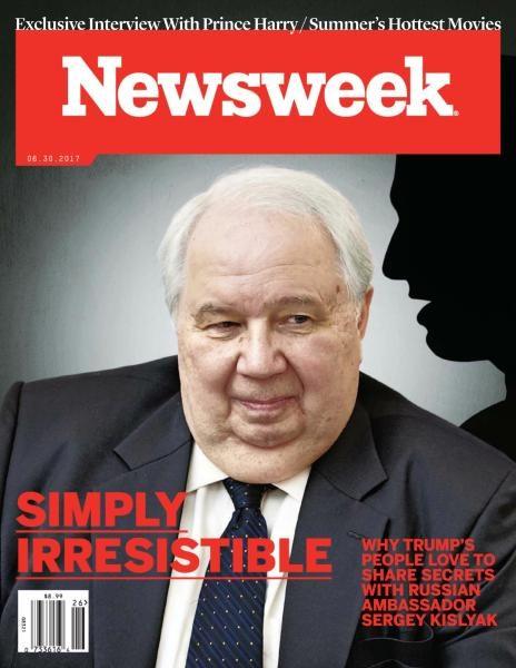 Newsweek USA — June 30, 2017