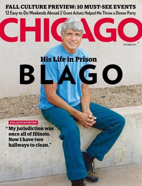 Chicago Magazine — October 2017