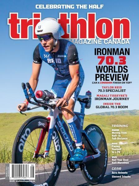 Triathlon Magazine Canada — July-August 2017