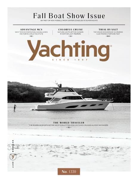 Yachting USA — October 2017