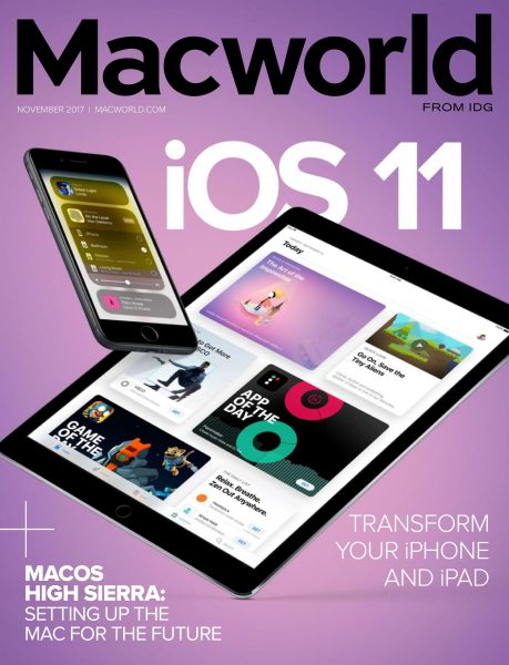 Macworld USA — November 2017