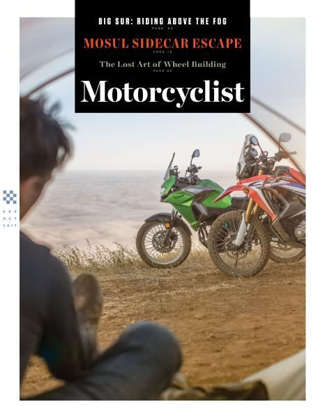 Motorcyclist USA — September-October 2017