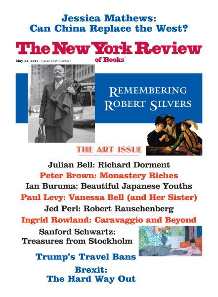The New York Review Of Books — May 11, 2017