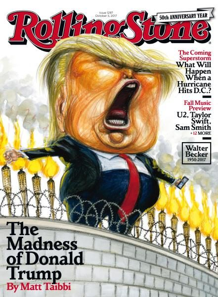 Rolling Stone USA — Issue 1297 — October 5, 2017