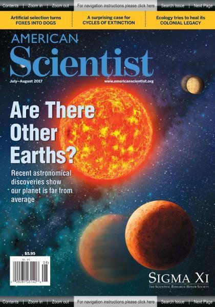 American Scientist — July-August 2017