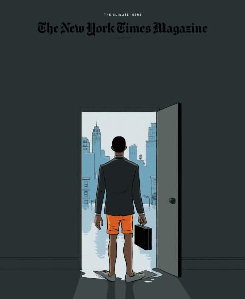 The New York Times Magazine — April 23, 2017