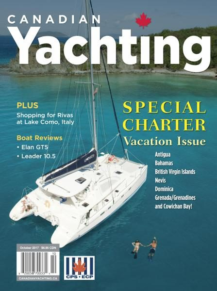 Canadian Yachting — October 2017