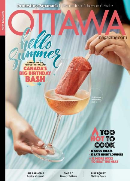 Ottawa Magazine — Summer 2017