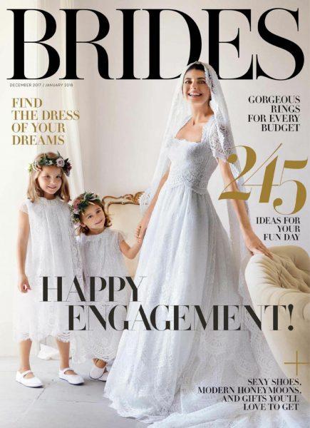 Brides USA — December-January 2017