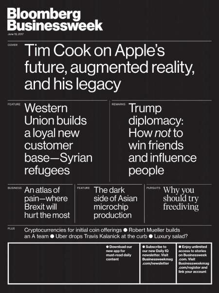 Bloomberg Businessweek USA — June 19-25, 2017