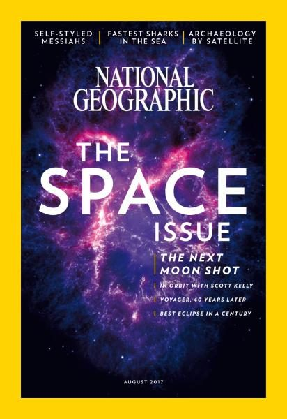 National Geographic USA — August 2017