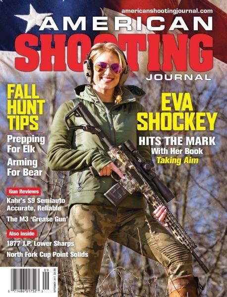 American Shooting Journal — September 2017
