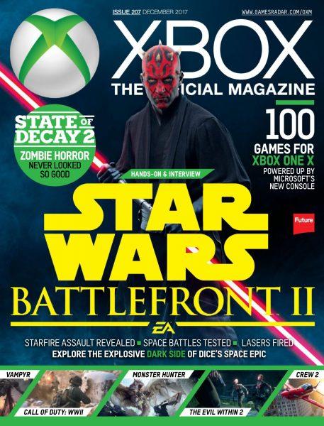 Official Xbox Magazine USA — December 2017