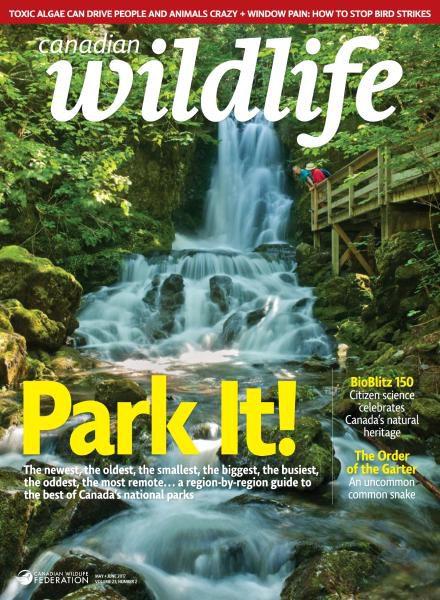 Canadian Wildlife — May-June 2017