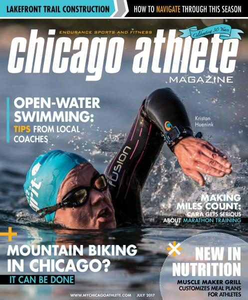 Chicago Athlete Magazine — July 2017
