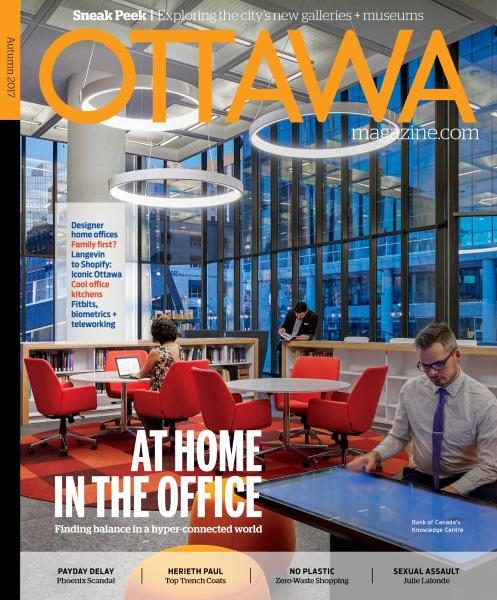 Ottawa Magazine — Autumn 2017