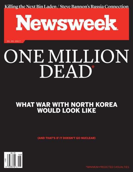 Newsweek USA — May 5, 2017