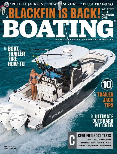 Boating USA — September 2017