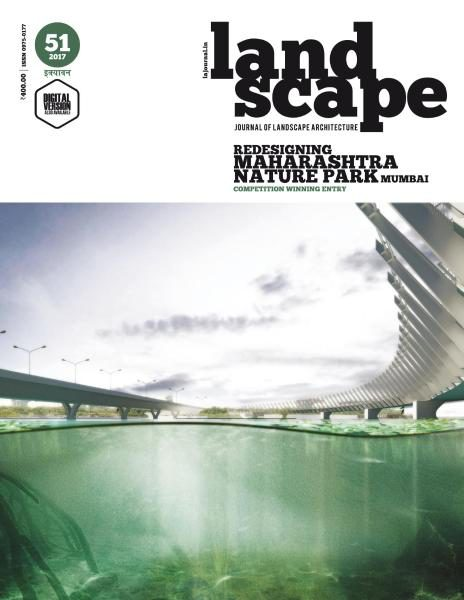 LA, Journal Of Landscape Architecture – Issue 51 2017