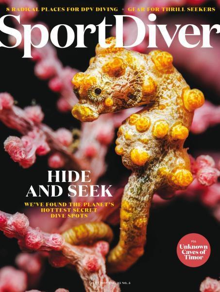 Sport Diver USA — June 2017