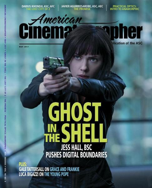 American Cinematographer – May 2017