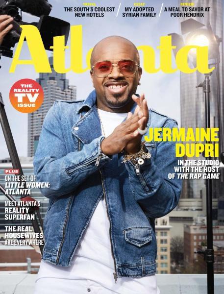 Atlanta Magazine — May 2017