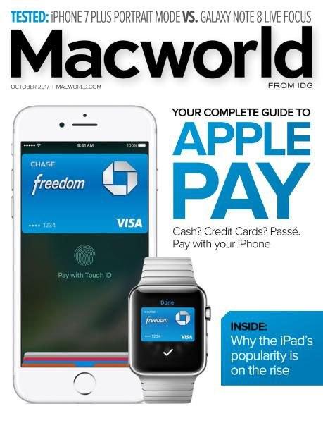 Macworld USA — October 2017