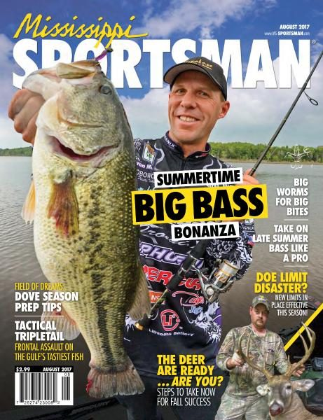 Mississippi Sportsman — August 2017