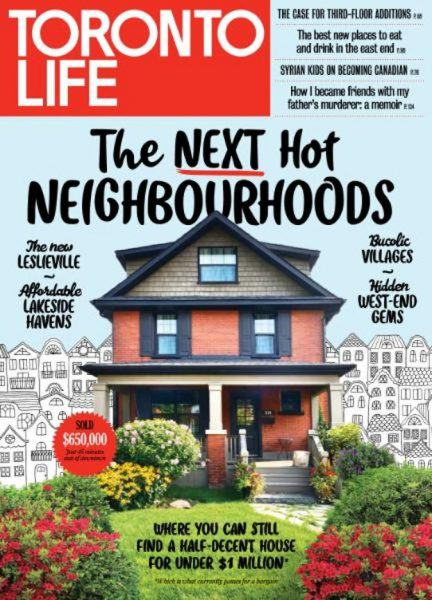 Toronto Life — November 2017