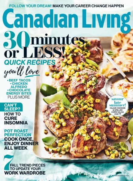 Canadian Living — September 2017