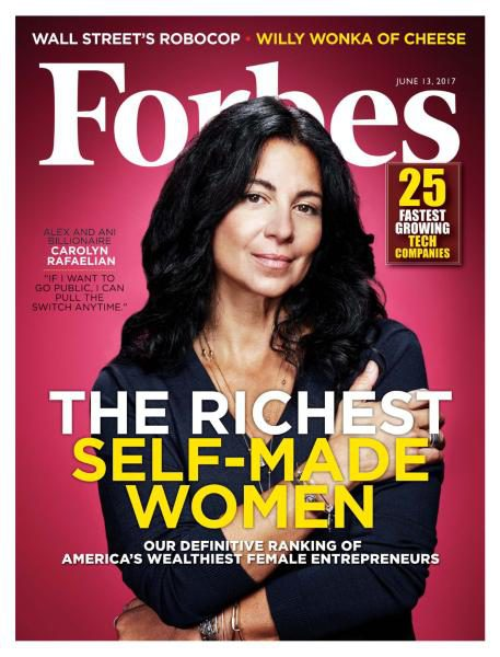 Forbes USA — June 13, 2017