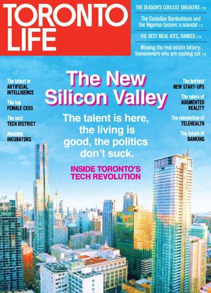 Toronto Life — October 2017