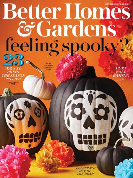 Better Homes And Gardens USA — October 2017