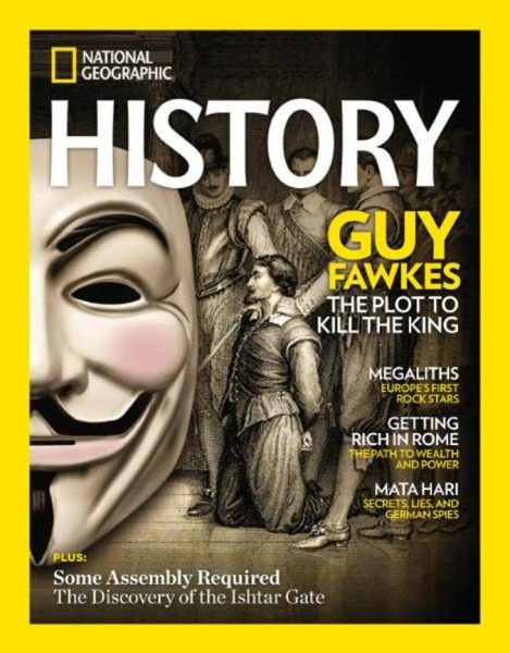 National Geographic USA — November 2017