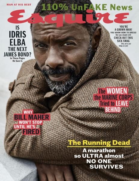 Esquire USA — August 2017