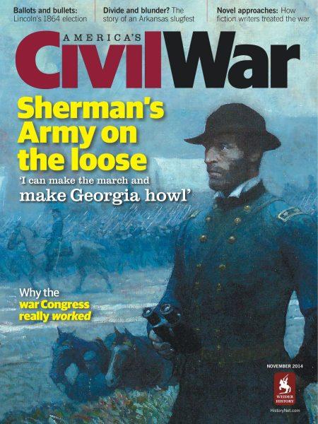 America's Civil War — November 01, 2014