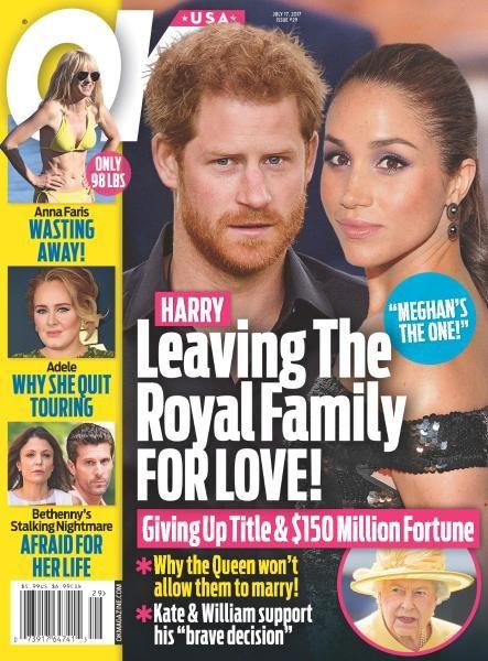 OK! Magazine USA — Issue 29 — July 17, 2017