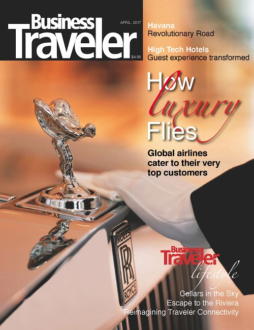 Business Traveler USA April 2017
