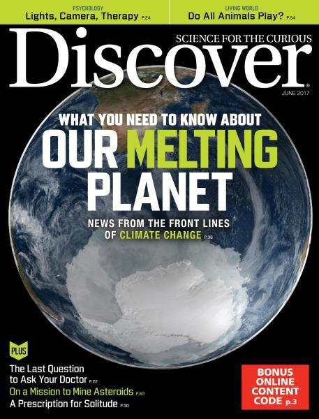 Discover USA — June 2017