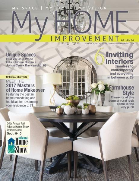 Atlanta Home Improvement — July-August 2017