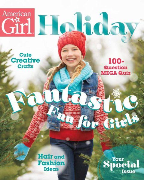 American Girl Magazine — November 01, 2016