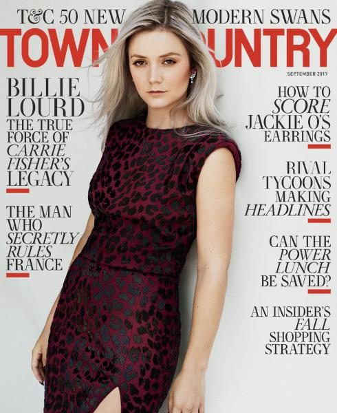 Town & Country USA — September 2017