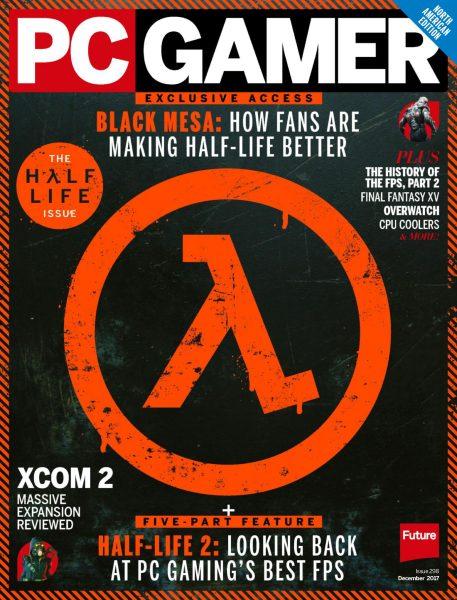 PC Gamer USA — December 2017