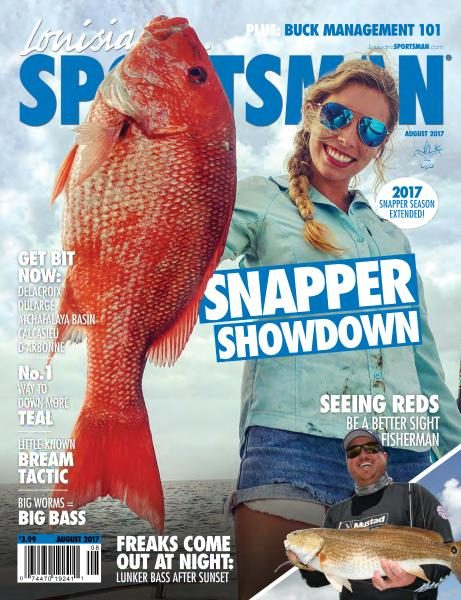 Louisiana Sportsman — August 2017