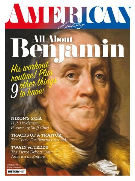American History — October 2017